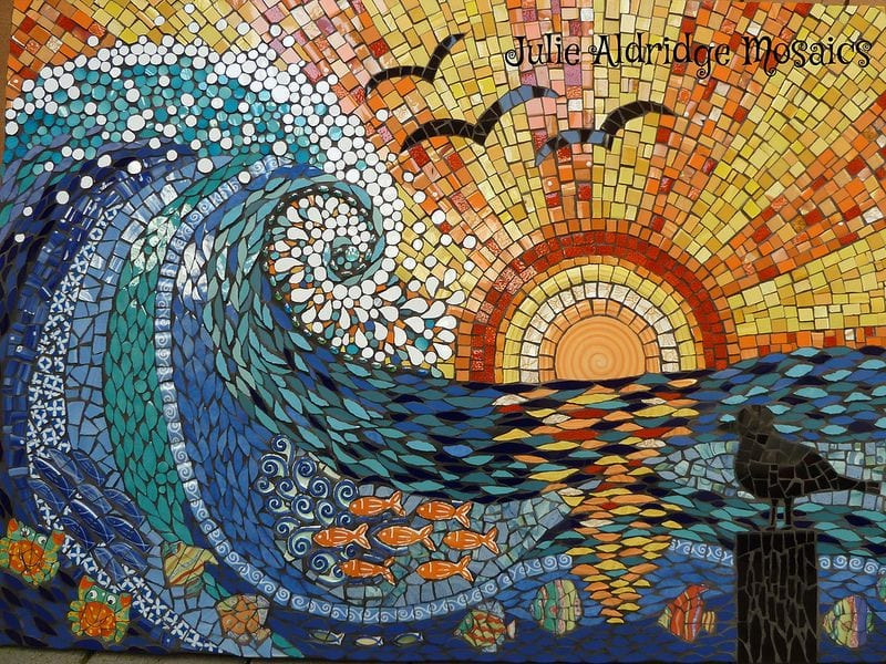 Embrace the limp- Be your own Mosaic